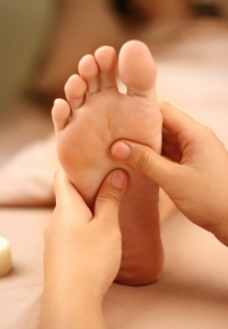 Diabetic Peripheral Neuropathy Massage
