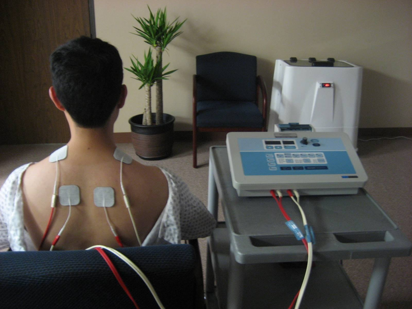 Skin Deep Electrical Stimulation