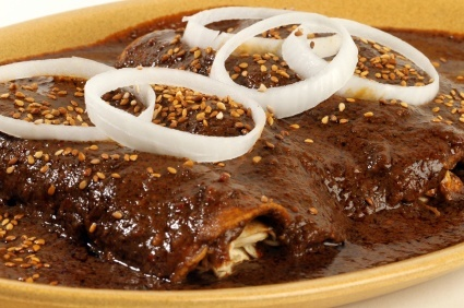 Mexican Mole Sauce - Pain Doctor