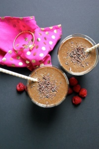 Cacao Berry Smoothies