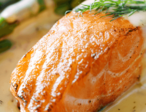 Get Fishy – Salmon Recipe