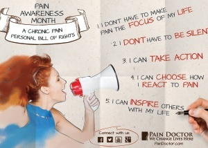 Chronic Pain Bill of Rights