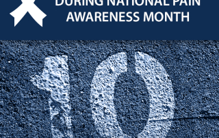 10 Ways To Get Involved During National Pain Awareness Month | PainDoctor.com