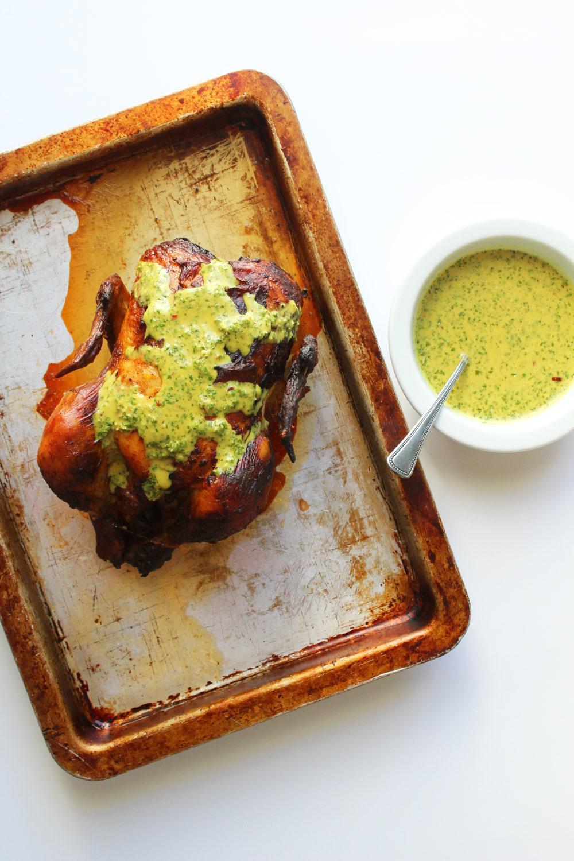 Recipe: Mint Chimichurri Sauce | PainDoctor.com