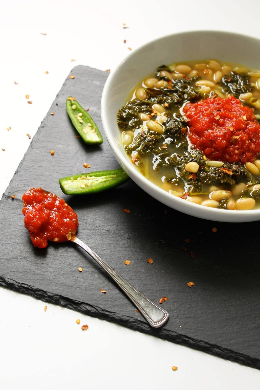Recipe: Spicy Greens and Beans   PainDoctor.com