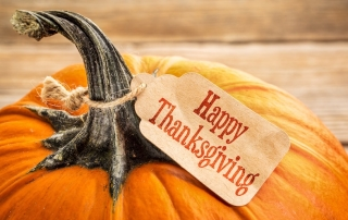 Giving Thanks On Thanksgiving | PainDoctor.com