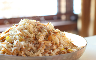 Recipe: Basmati Rice with Dried Fruit and Toasted Coconut | PainDoctor.com