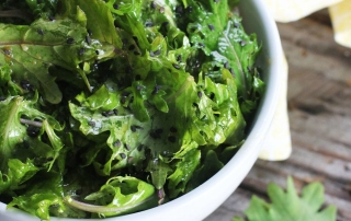 Recipe: Simple Sesame Kale Salad | PainDoctor.com