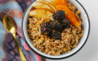 Recipe: Winter Morning (Or Any Time!) Breakfast Bowl | ArizonaPain.com