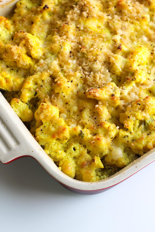 Recipe: Easy Curry Cauliflower Casserole | PainDoctor.com