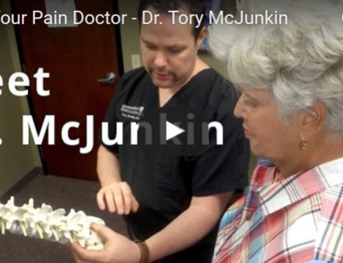 Meet Dr. Tory McJunkin