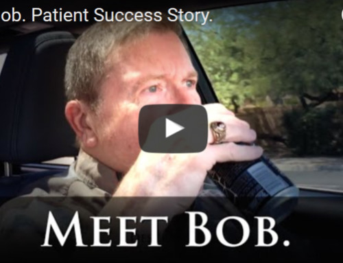 Meet Bob – Patient Success Story.