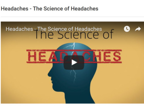 The Science of Headaches