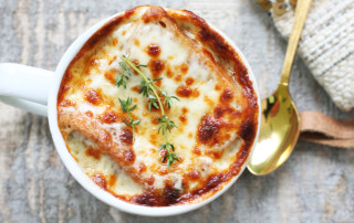 Baked Onion Soup Recipe | PainDoctor.com