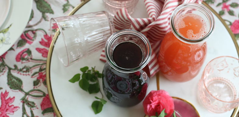Cherry Ginger Shrub Recipe | PainDoctor.com