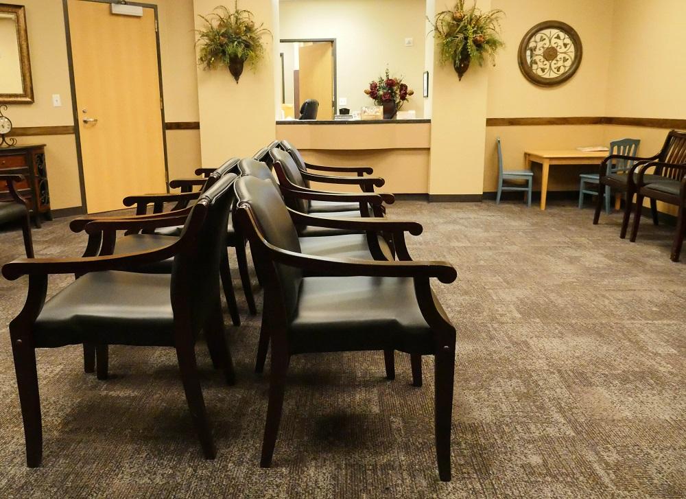 Houston Pain Clinic Front Desk