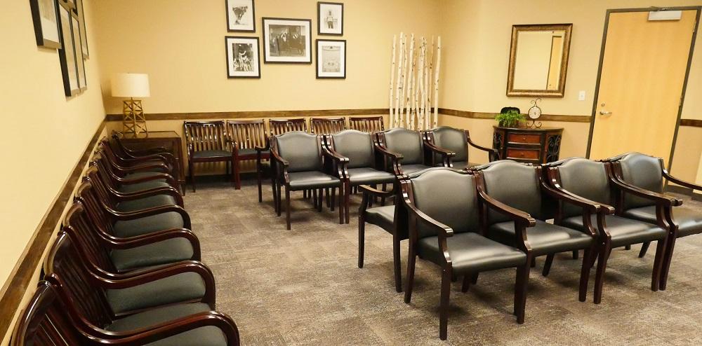 Houston Pain Clinic Lobby