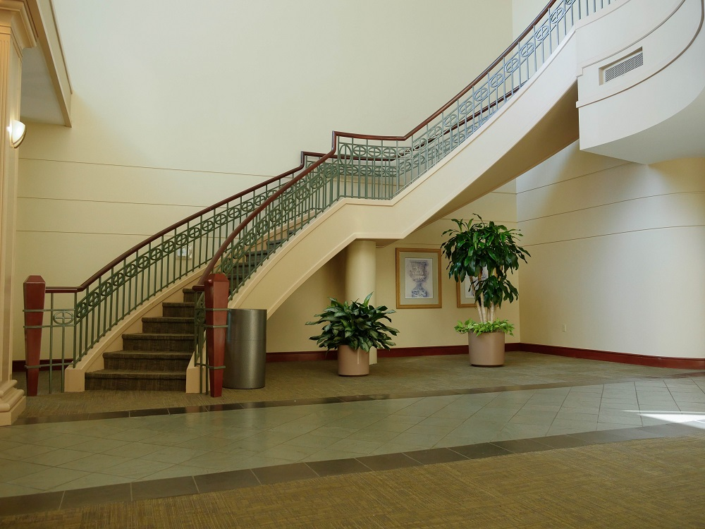 Katy Pain Clinic Stairs