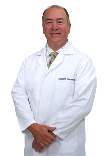 Leonard Trahan, MD