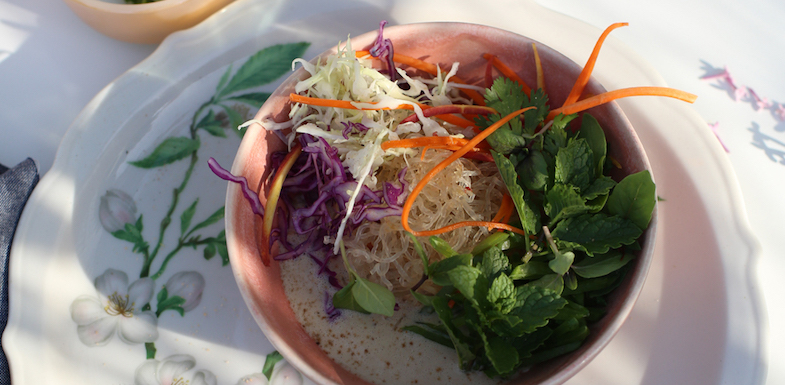 Cooling Summer Noodle Bowls Recipe | PainDoctor.com