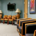 Bellaire Pain Clinic Lobby