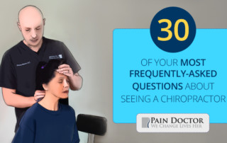 30 Frequently-Asked Questions About Seeing A Chiropractor | PainDoctor.com