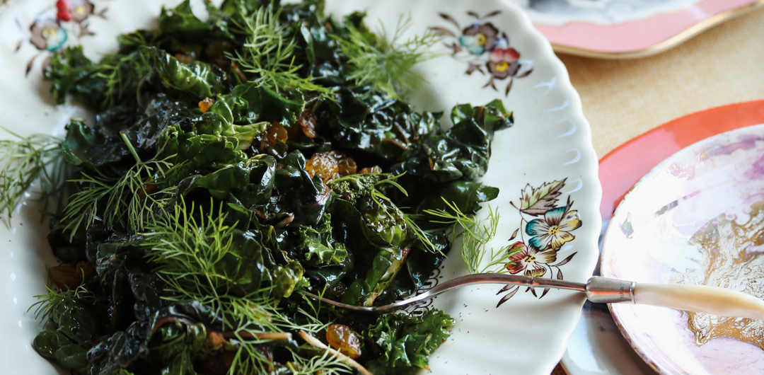 Sauteed Greens Recipe With Fennel | PainDoctor.com