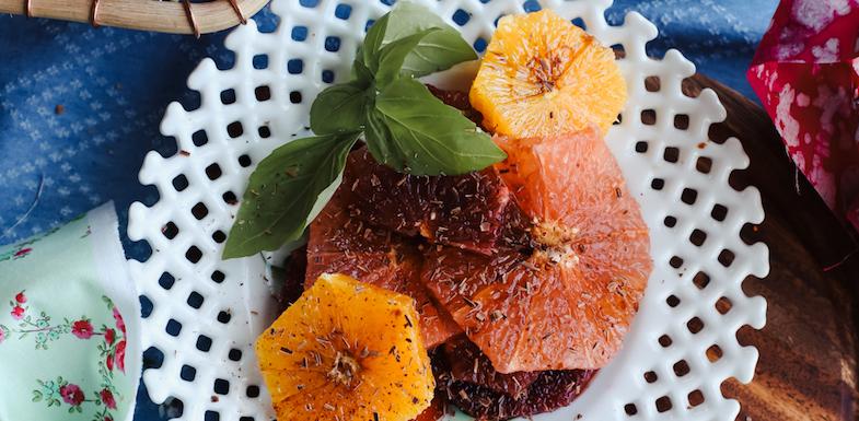 Citrus And Dark Chocolate Dessert Recipe | PainDoctor.com