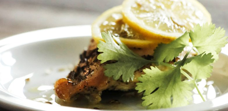 Lemon Chicken Recipe, With Celery | PainDoctor.com