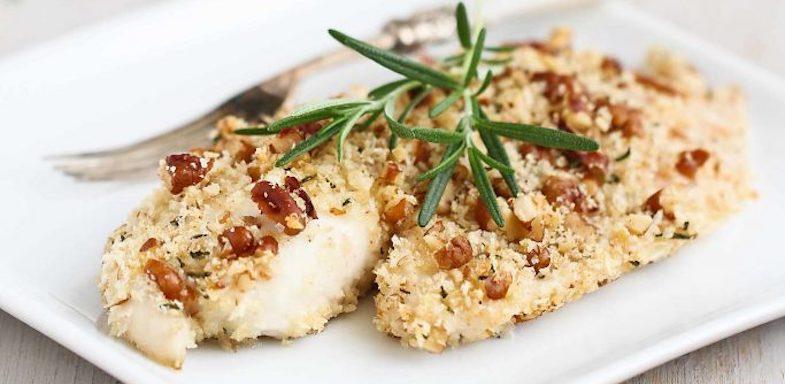 baked tilapia recipe
