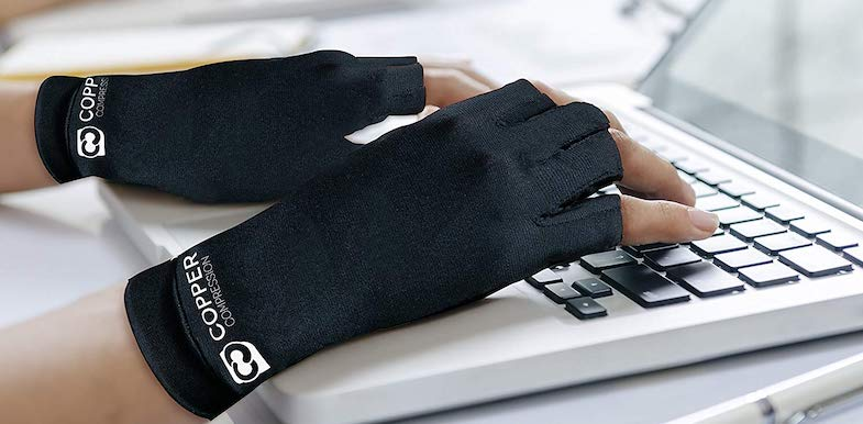 10 Of The Best Arthritis Gloves For Compression, Warming