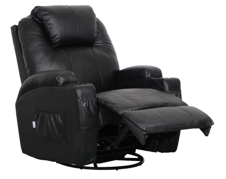 Esright recliner massage